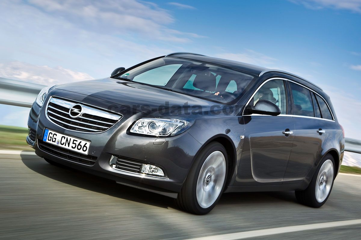 opel insignia sports tourer 2009 bilder opel insignia. Black Bedroom Furniture Sets. Home Design Ideas