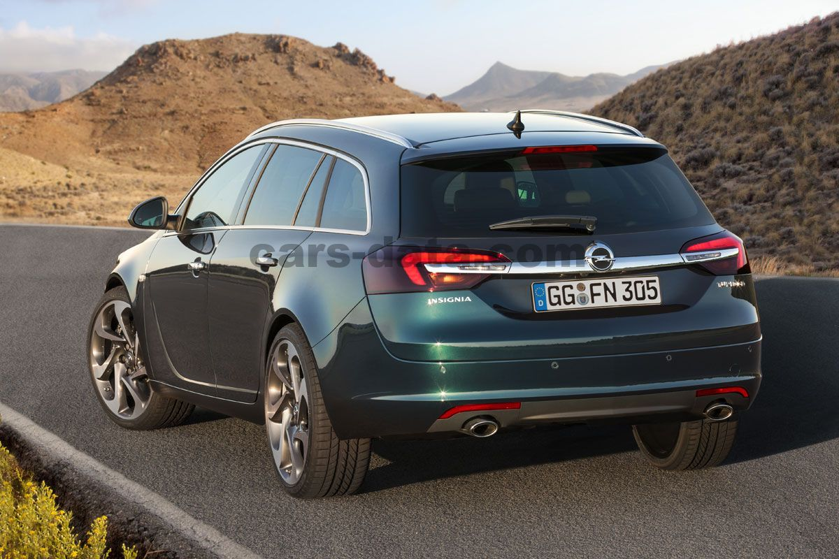 Opel Insignia Sports Tourer 2013 pictures (10 of 17) | cars