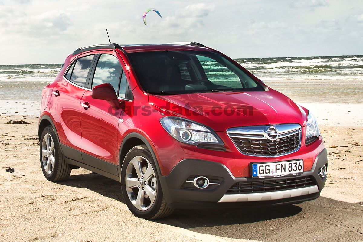 opel mokka 2012 pictures opel mokka 2012 images 10 of 40. Black Bedroom Furniture Sets. Home Design Ideas