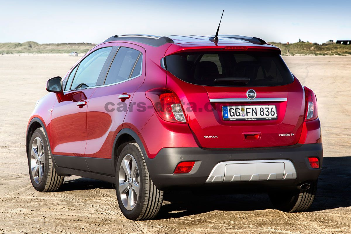 opel mokka 2012 pictures opel mokka 2012 images 2 of 40. Black Bedroom Furniture Sets. Home Design Ideas