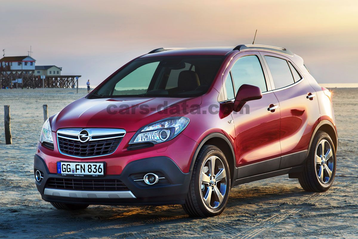 opel mokka 2012 pictures opel mokka 2012 images 40 of 40. Black Bedroom Furniture Sets. Home Design Ideas