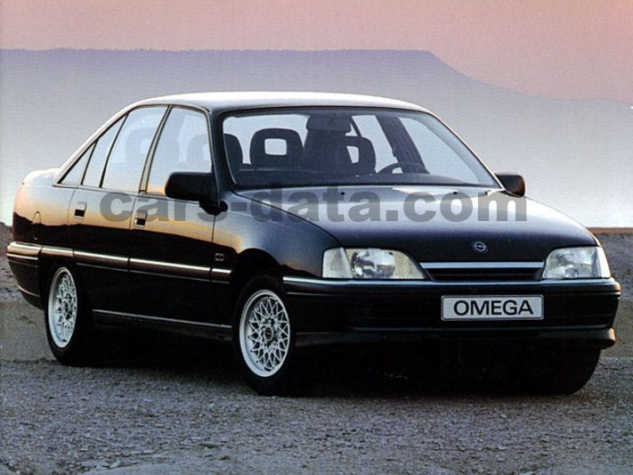 opel omega 1989 pictures opel omega 1989 images 1 of 1. Black Bedroom Furniture Sets. Home Design Ideas
