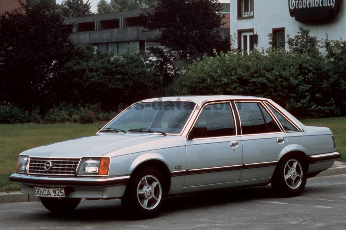 Toyota Company Latest Models >> Opel Senator 3.0 E CD, Automatic, 1978 - 1983, 180 Hp, 4 doors Technical Specifications