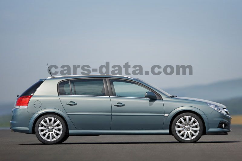 Opel Signum 2005 Pictures 7 Of 13 Cars Data