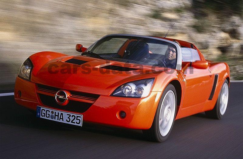 Hyundai Electric Car >> Opel Speedster Turbo manual 2 door specs | cars-data.com