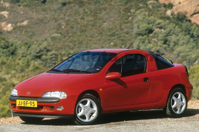 opel tigra 1995 pictures opel tigra 1995 images 3 of 4. Black Bedroom Furniture Sets. Home Design Ideas