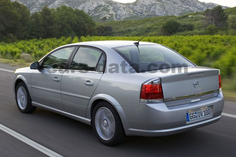 Fiat Abarth Specifications >> Opel Vectra 2005 pictures (1 of 10) | cars-data.com