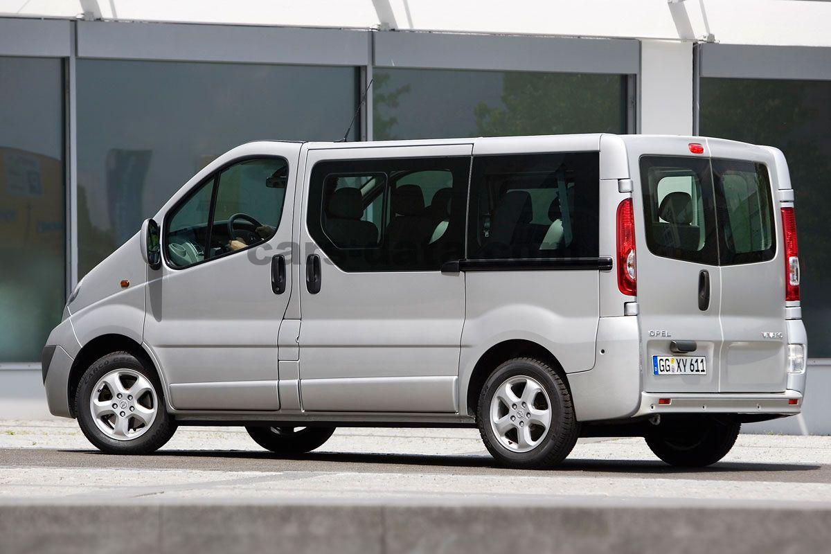 Opel Vivaro Combi 2011 pictures (1 of 10) | cars-data.com