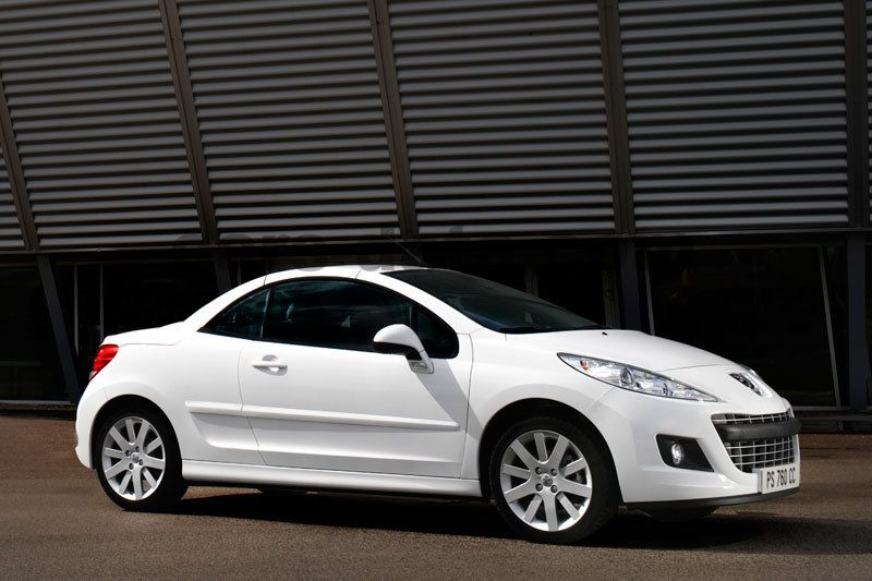 peugeot 207 cc 2009 pictures (2 of 11) | cars-data