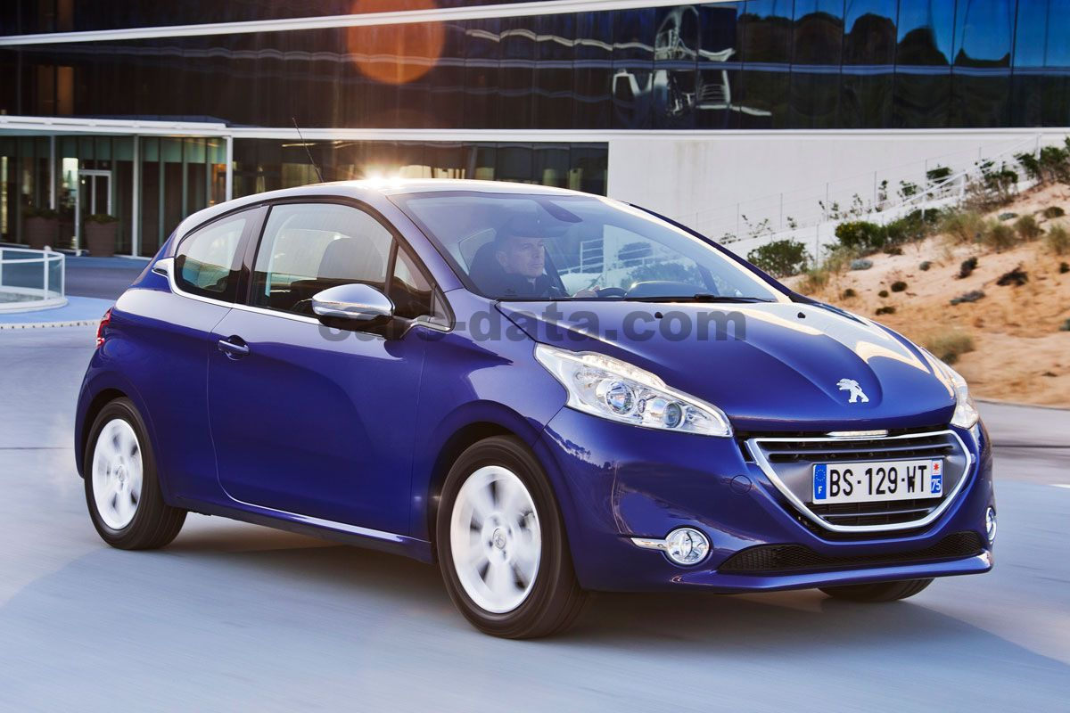 peugeot 208 2012 imgenes fotos imgenes peugeot 208 2012 peugeot 208 2012 11 de 20. Black Bedroom Furniture Sets. Home Design Ideas