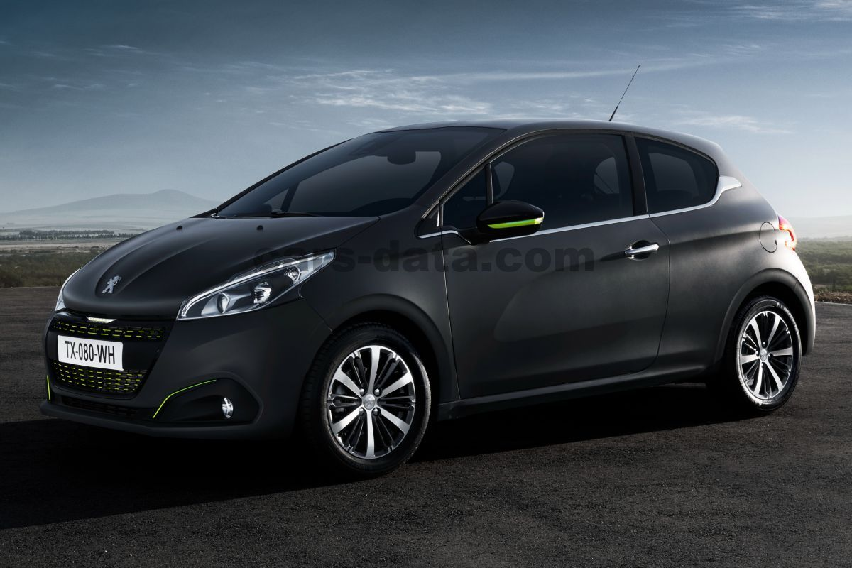 peugeot 208 gt line 1 2 puretech 110 manual 2015 present 110 hp 3 doors technical. Black Bedroom Furniture Sets. Home Design Ideas