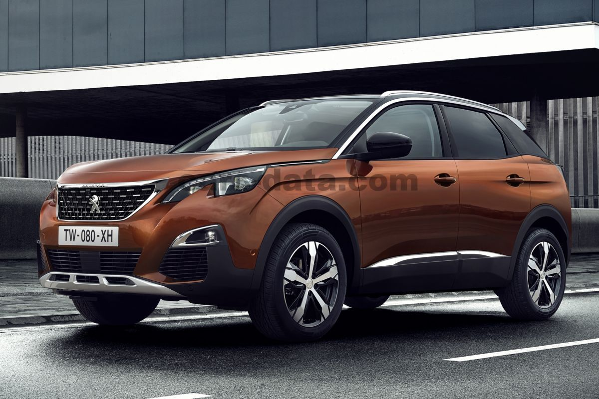 peugeot 3008 access 1 2 puretech 130 manual 5 door specs cars. Black Bedroom Furniture Sets. Home Design Ideas