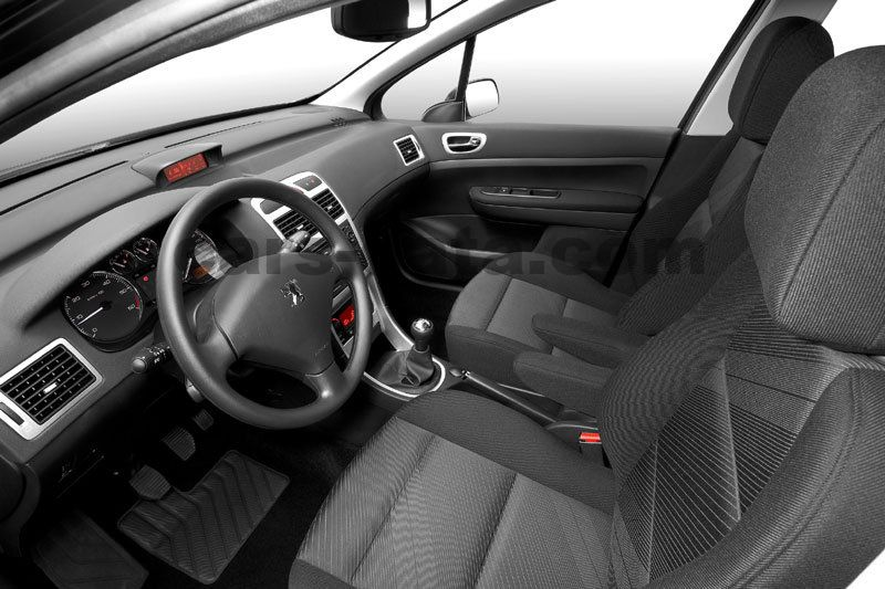 Peugeot 307 SW 2005 pictures, Peugeot 307 SW 2005 images, (10 of 10)