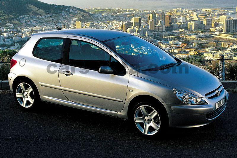 Peugeot 307 Fotos