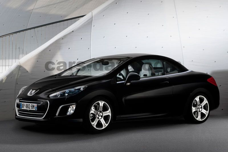 Peugeot 308 Cc 2011 Pictures 1 Of 10 Cars Data Com