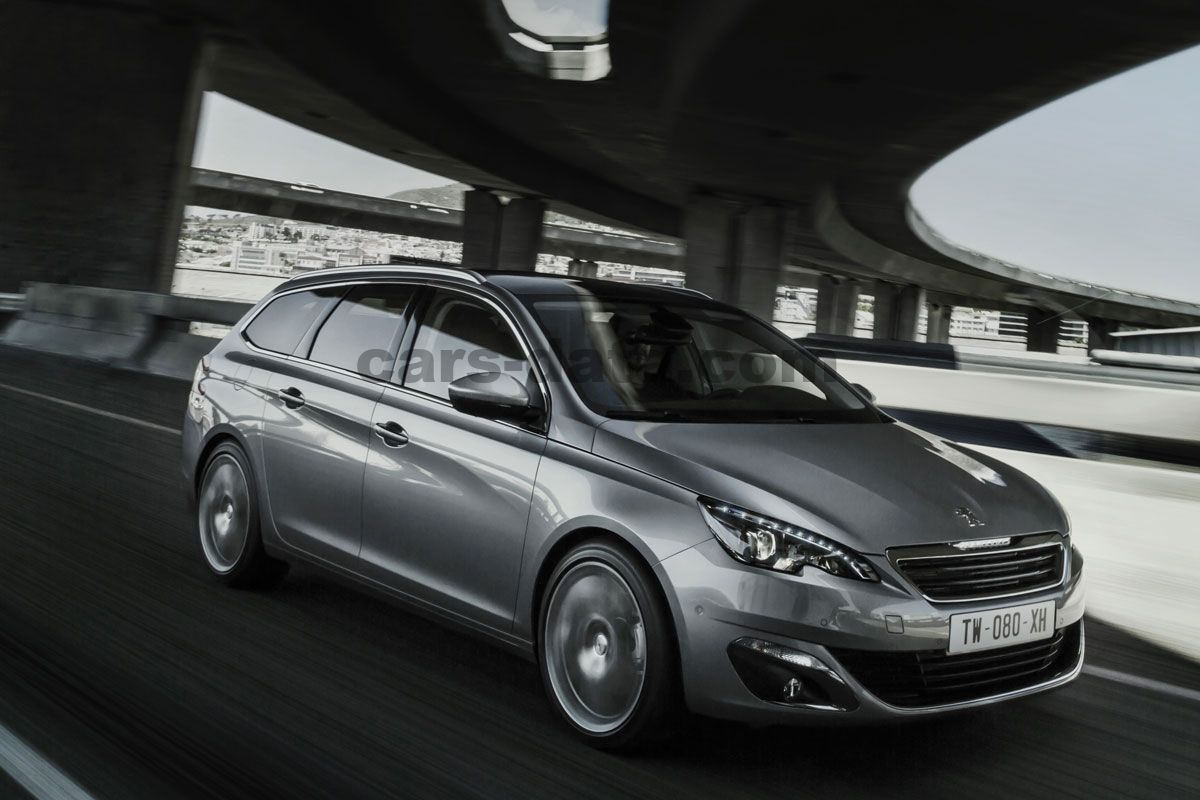 Peugeot 308 Sw 2014 Pictures  5 Of 28