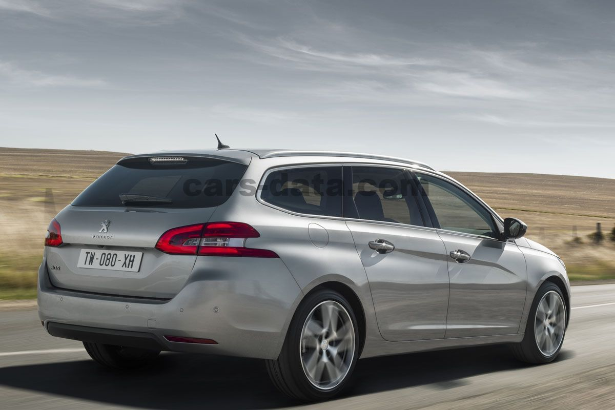 Peugeot 308 Sw 2014 Pictures  16 Of 28