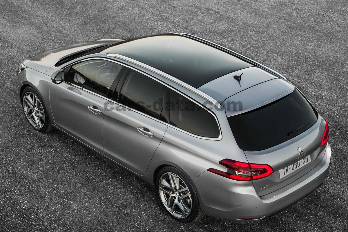 Jaguar Suv Lease >> Peugeot 308 SW 2014 Bilder, Peugeot 308 SW 2014 Bildern, (25 von 28)
