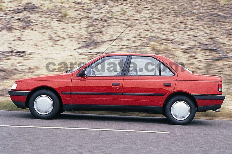 Peugeot 405 Fotos