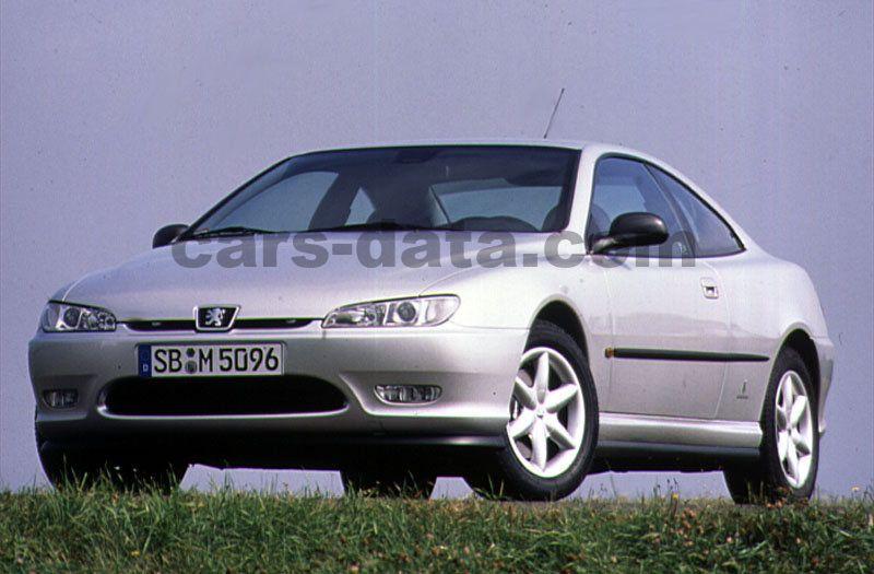 peugeot 406 coupe 3 0 24v v6 manual 1997 1999 194 hp 2 doors technical specifications. Black Bedroom Furniture Sets. Home Design Ideas