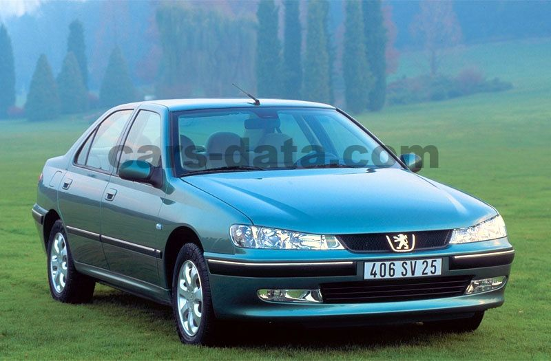 Peugeot 406 2002 pictures, Peugeot 406 2002 images, (1 of 9)