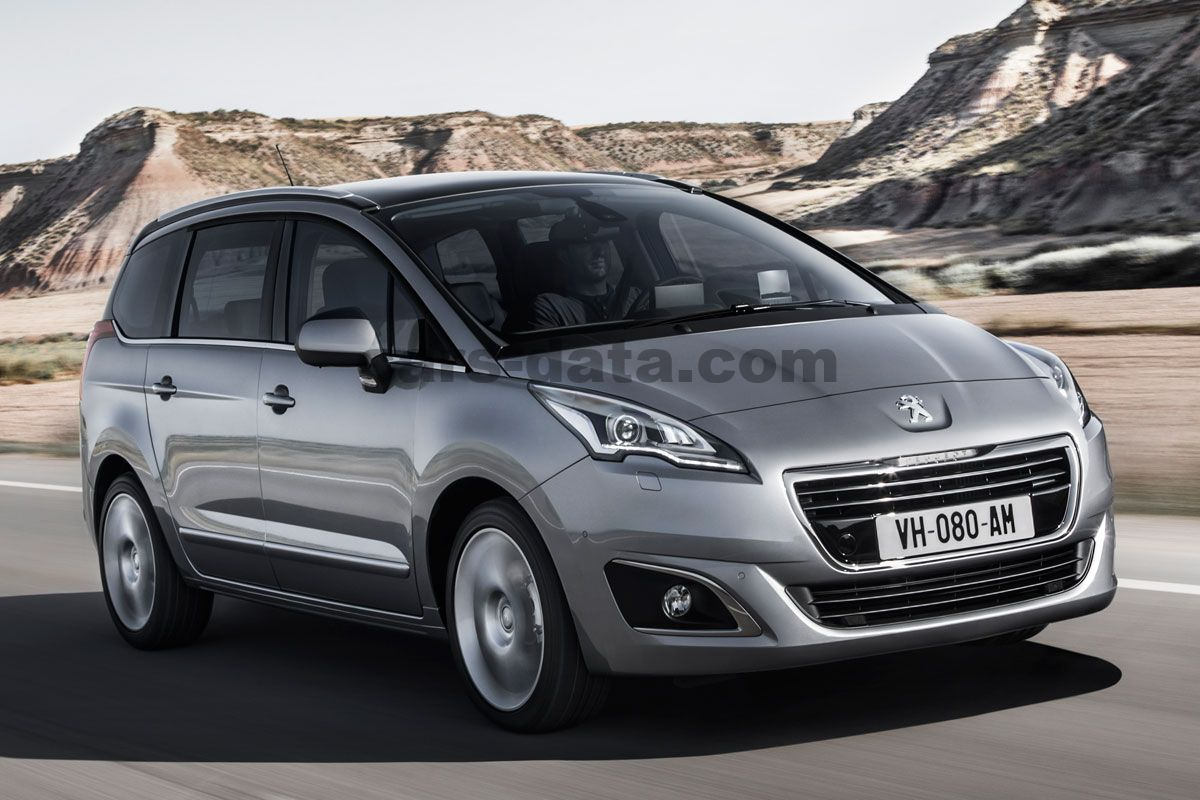 peugeot 5008 allure 1 6 bluehdi 120 7p manual 2015 2016 120 hp 5 doors technical. Black Bedroom Furniture Sets. Home Design Ideas