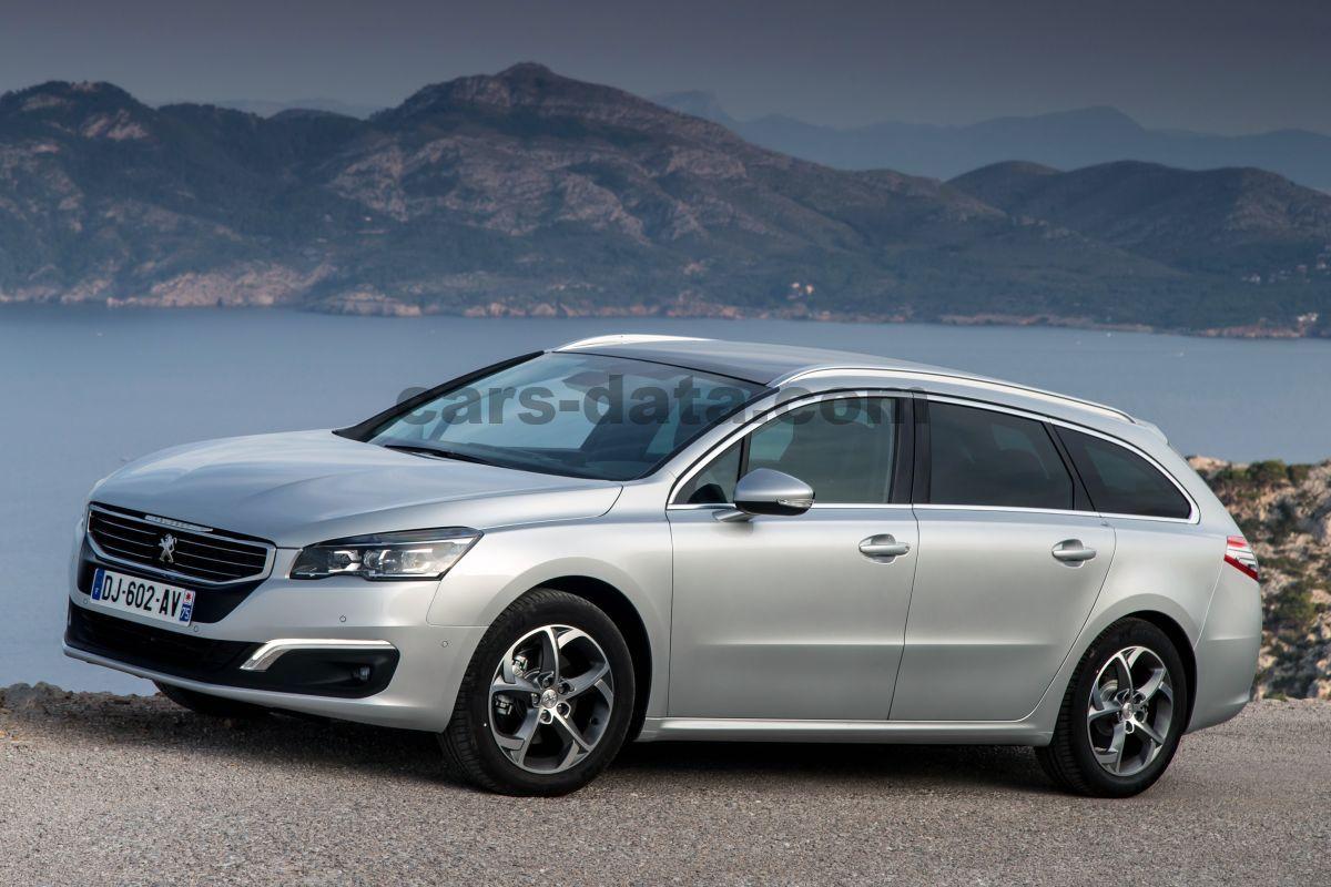 Luxury Car Lease >> Peugeot 508 SW RXH 2.0 BlueHDi 180 Blue Lease sequential ...