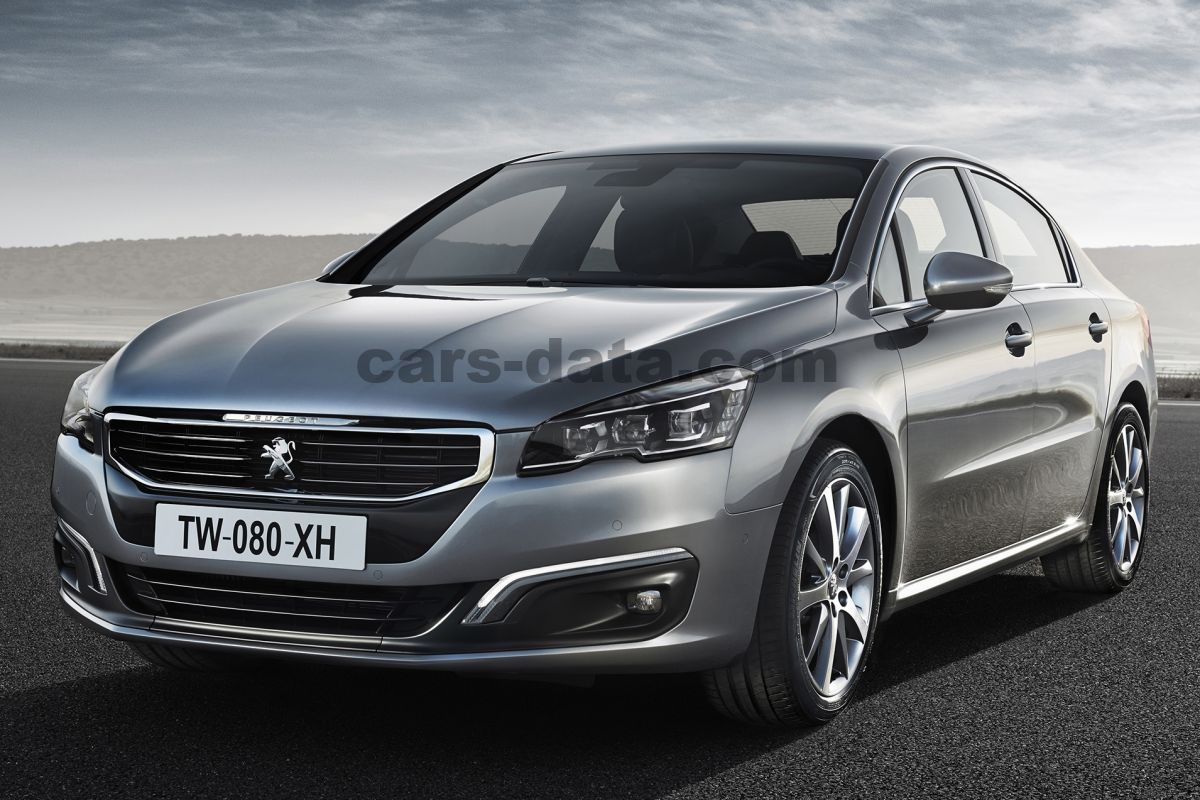 peugeot 508 blue lease gt line 1 6 e thp 165 manual 2014 2016 165 hk 4 d rer tekniske. Black Bedroom Furniture Sets. Home Design Ideas