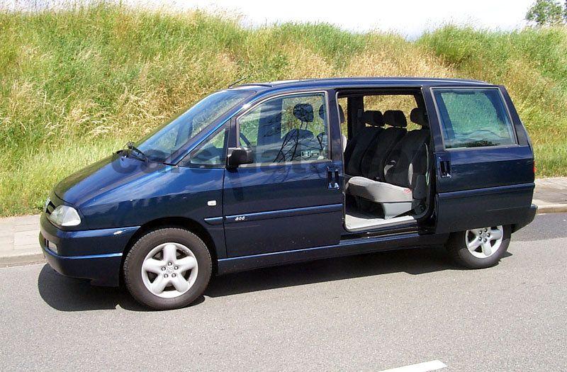 Peugeot 806 1998 images, Peugeot 806 1998 photos (6 de 8)