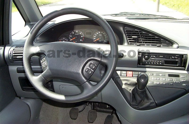 Peugeot 806 1998 images peugeot 806 1998 photos 8 de 8 for Interieur 806