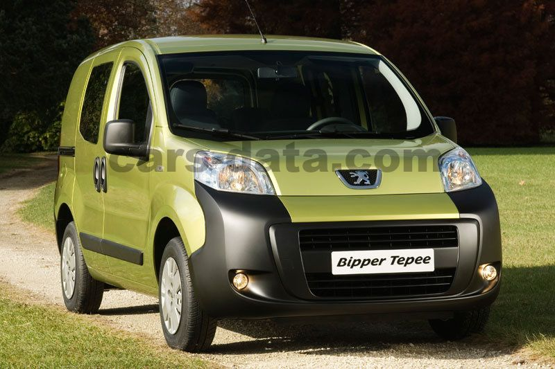 peugeot bipper tepee outdoor 1 4 manual 2011 2013 75 hp 5 doors technical specifications. Black Bedroom Furniture Sets. Home Design Ideas