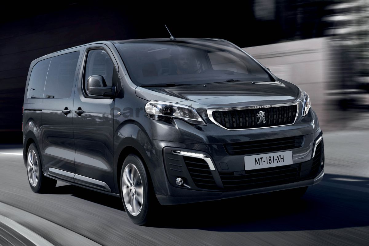 Skoda >> Peugeot Expert Combi 2016 pictures (1 of 10) | cars-data.com