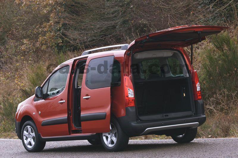 peugeot partner tepee 2008 pictures 16 of 18 cars. Black Bedroom Furniture Sets. Home Design Ideas