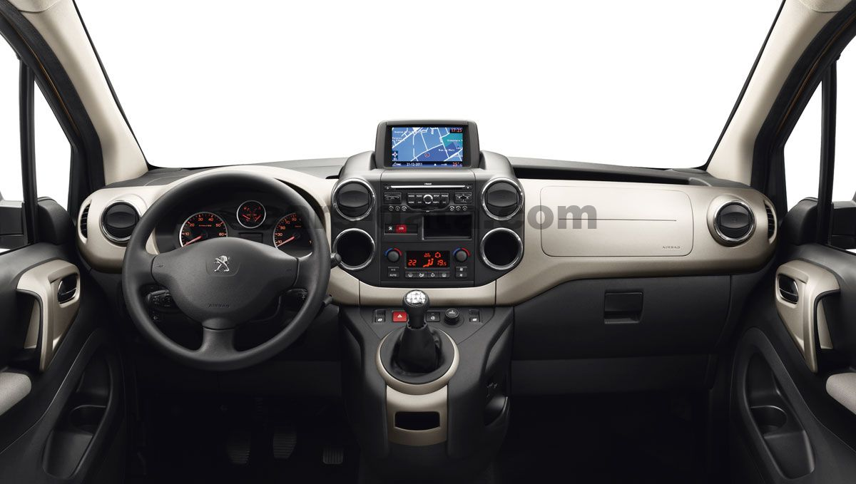 Peugeot Partner Tepee 2012 Pictures 7 Of 7 Cars Data Com