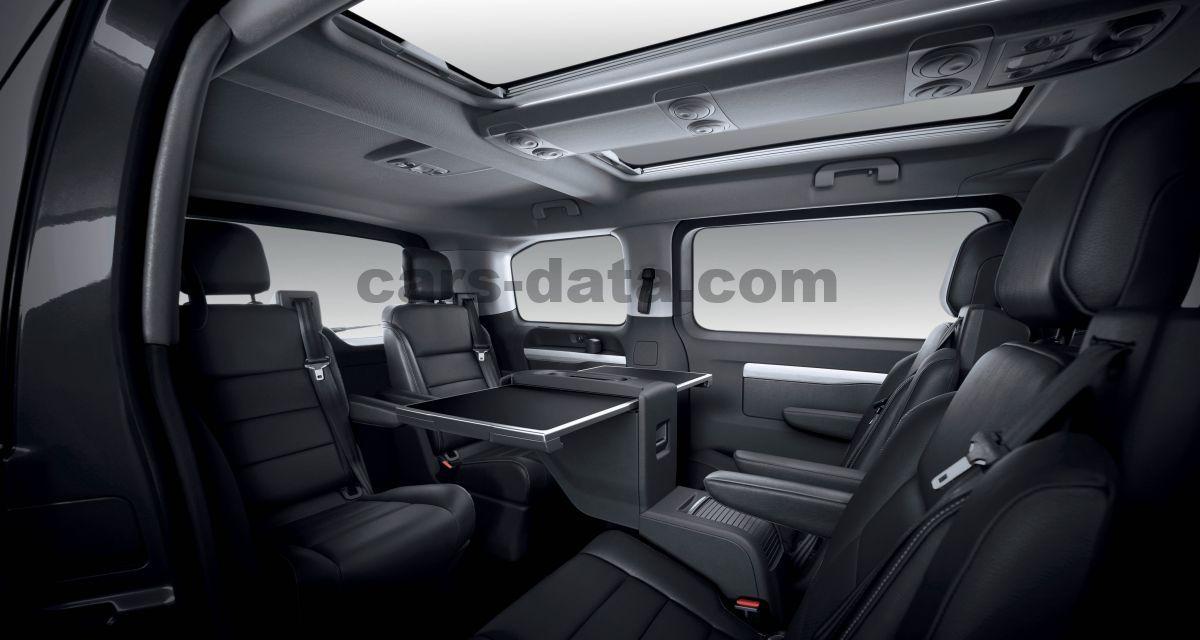 e12f53e23 Peugeot Traveller 2016 pictures (9 of 9) | cars-data.com