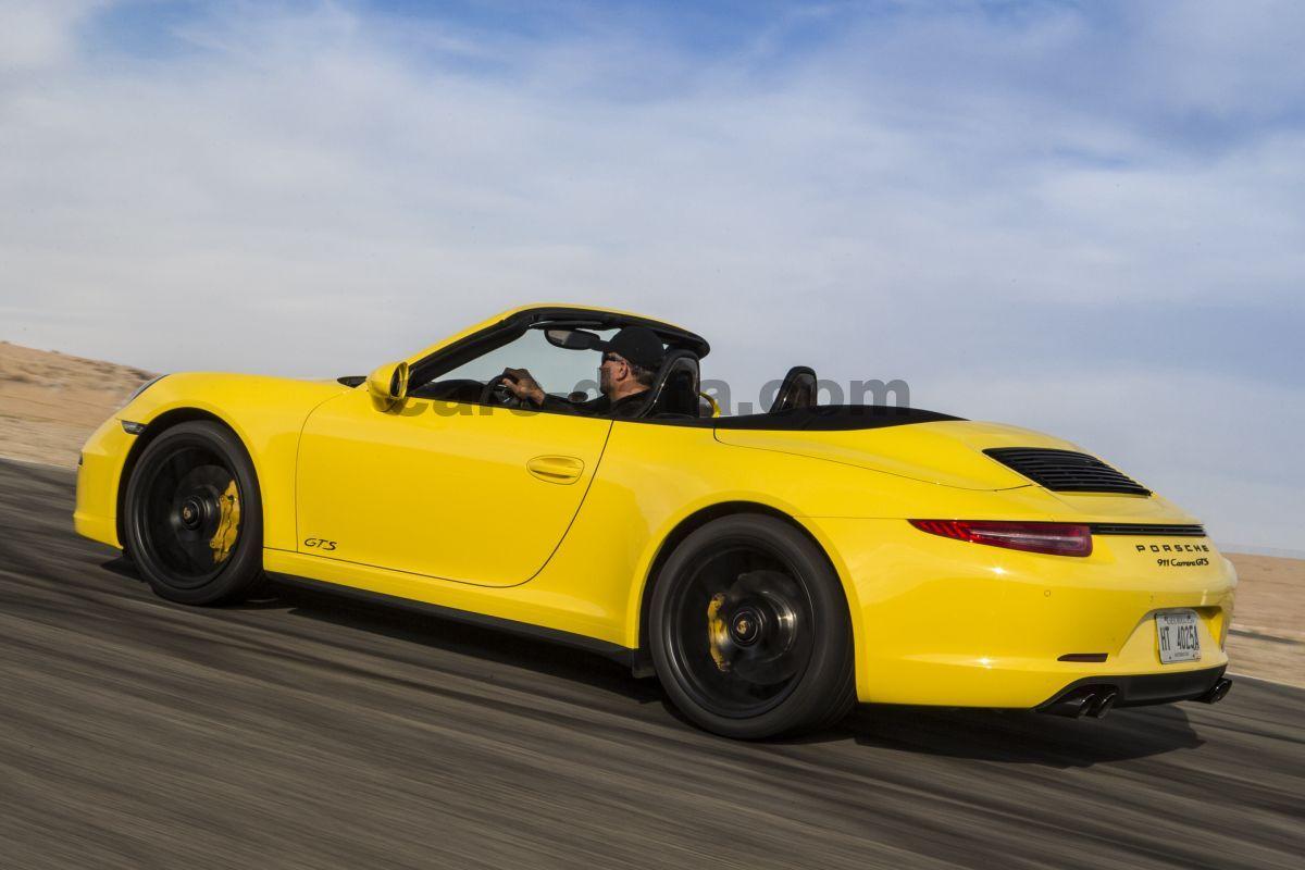 Porsche 911 Cabriolet Bilder