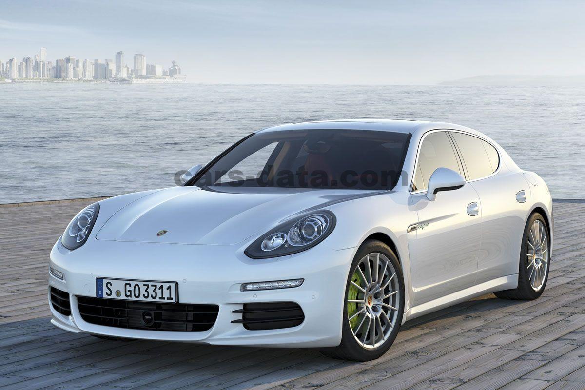 Porsche panamera diesel sequential automatic 2013 2014 250 cv 5 puertas especificaciones - Porsche panamera 5 portes ...