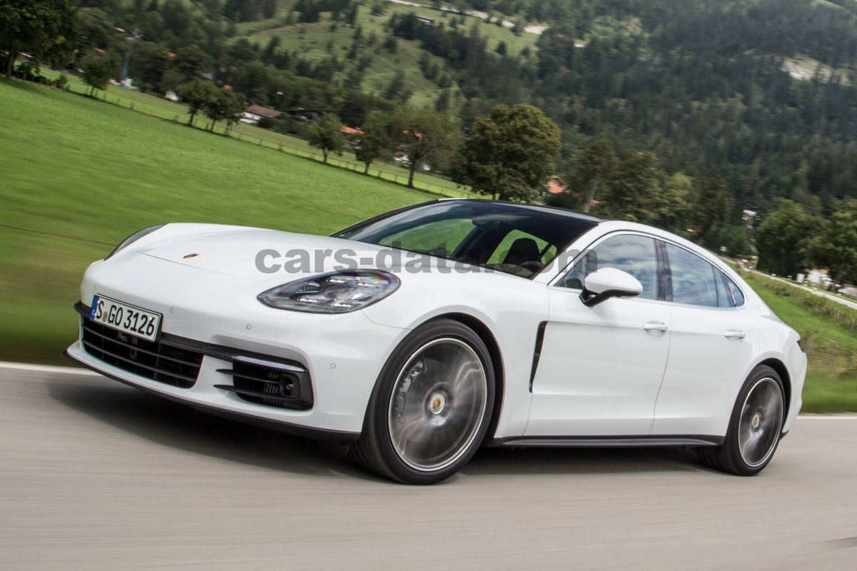 Porsche Panamera 2016 slike fotografije Porsche Panamera 2016