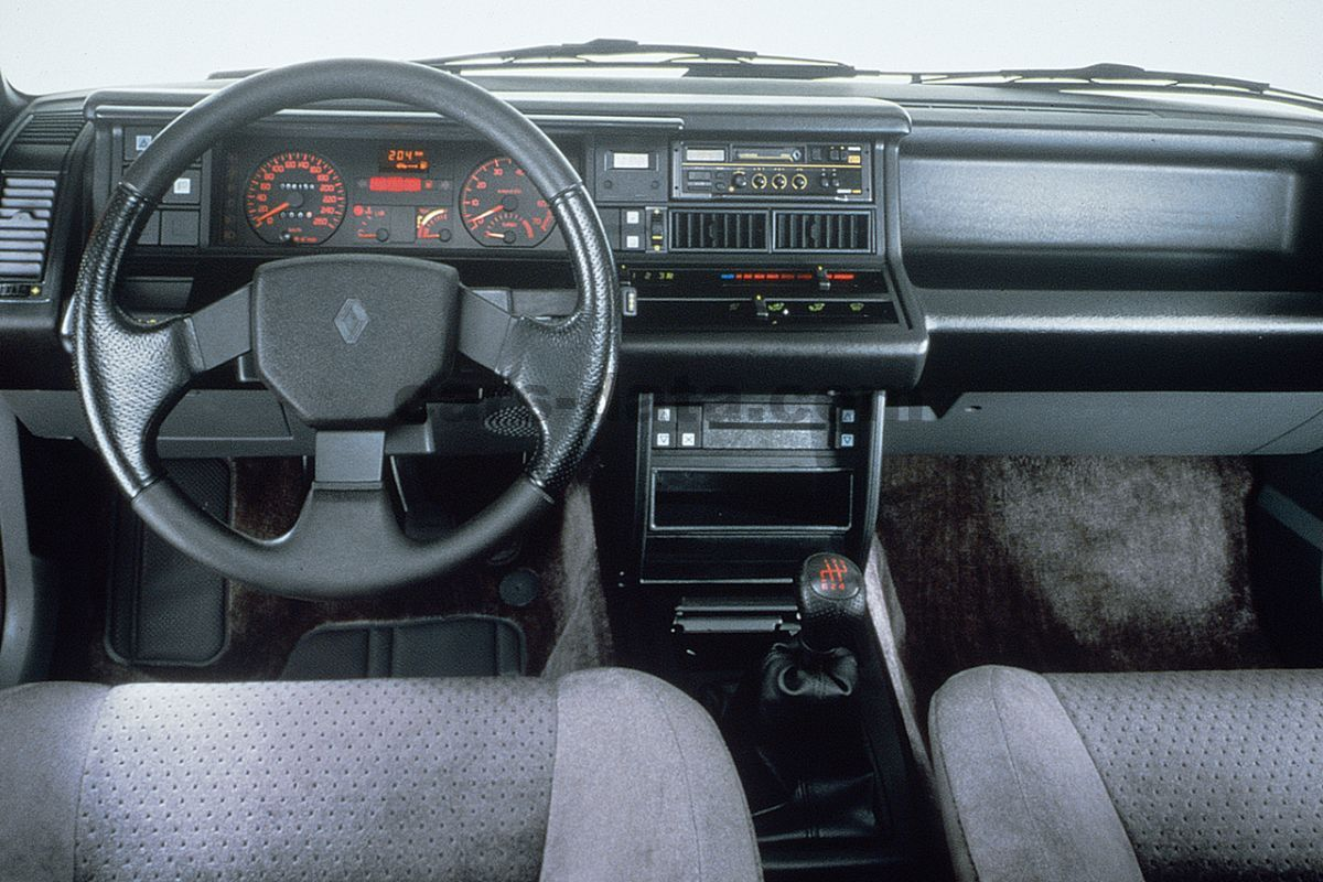 Kia Of Concord >> Renault 21 1989 pictures, Renault 21 1989 images, (9 of 9)