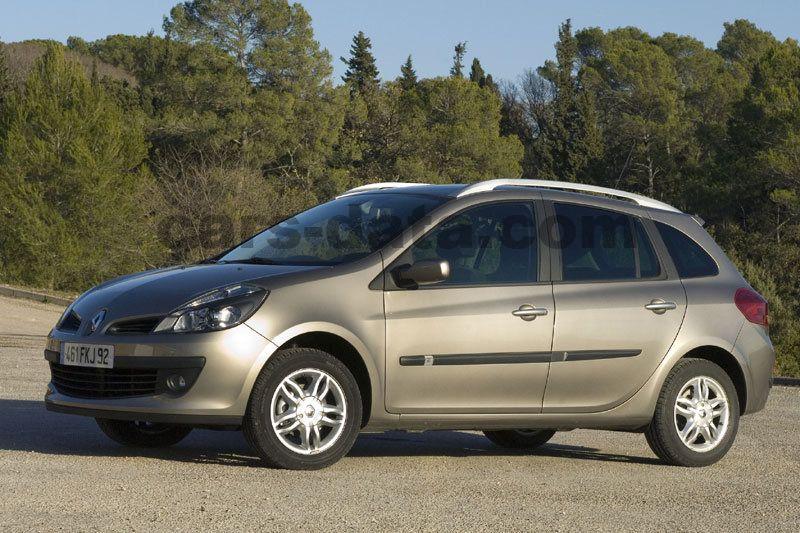 Renault Clio Estate 2008 Pictures 17 Of 17 Cars Data