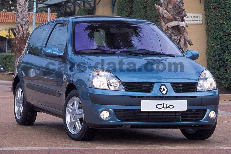 Renault Clio Sport 2 0 16v  Manual  2004