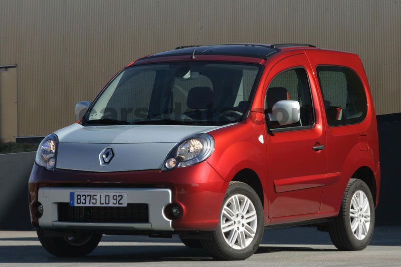 Renault Kangoo Be Bop 2009 Pictures 1 Of 25 Cars Data
