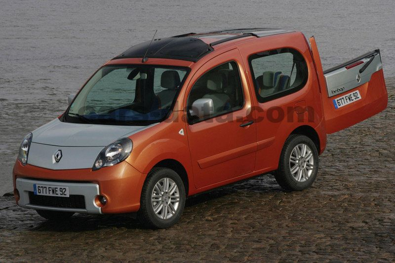 Renault Kangoo Be Bop 2009 Pictures 3 Of 25 Cars Data