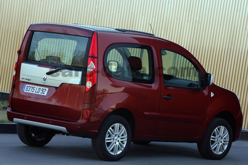 Renault Kangoo Be Bop 2009 Pictures 12 Of 25 Cars Data
