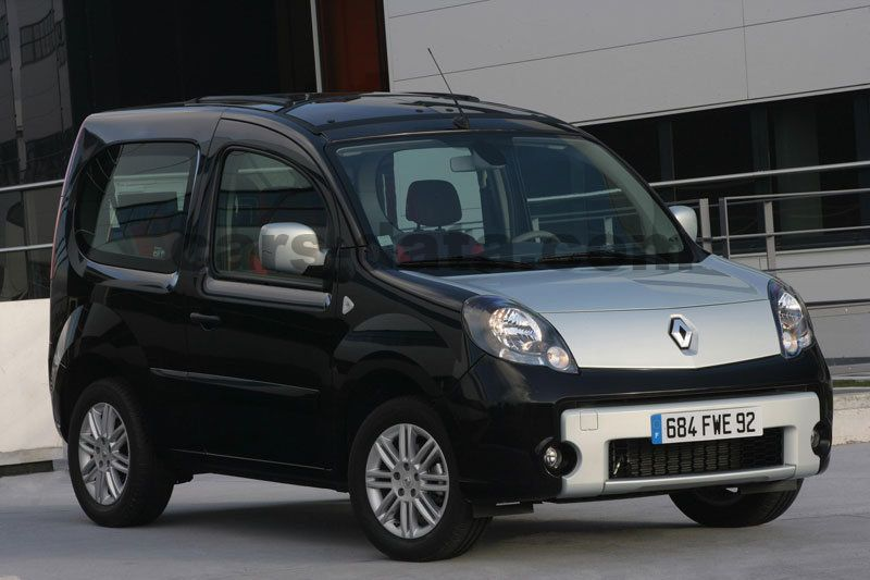 Renault Kangoo Be Bop 2009 Pictures 1 Of 10 Cars Data