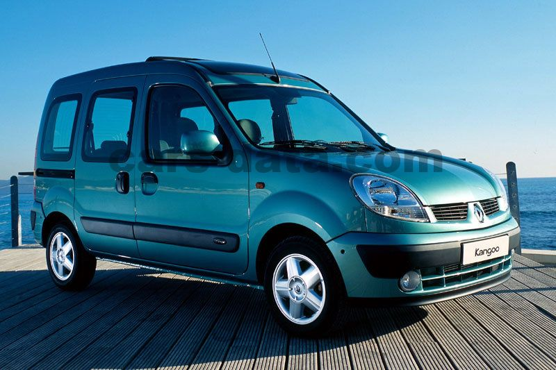 renault kangoo 1 6 16v ice 4x4 manual 5 door specs cars. Black Bedroom Furniture Sets. Home Design Ideas