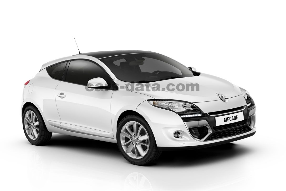 renault megane coupe 2012 pictures renault megane coupe 2012 images 4 of 13. Black Bedroom Furniture Sets. Home Design Ideas