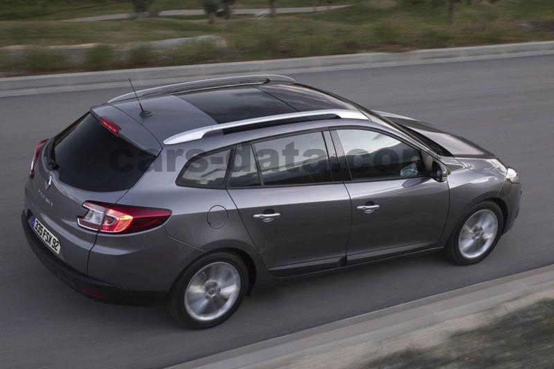 Renault megane station wagon