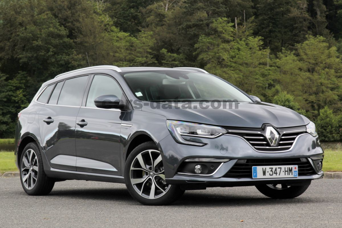 renault megane estate tce 100 zen manual 5 door specs cars. Black Bedroom Furniture Sets. Home Design Ideas