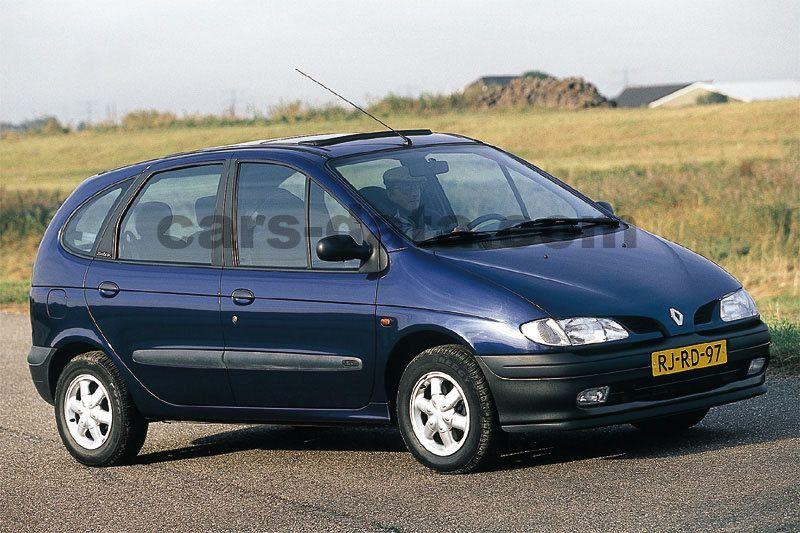 renault megane scenic rt 1 9 dti manual 5 door specs cars data com rh cars data com Renault Megane Hatchback Interior Renault Megane Hatchback Interior